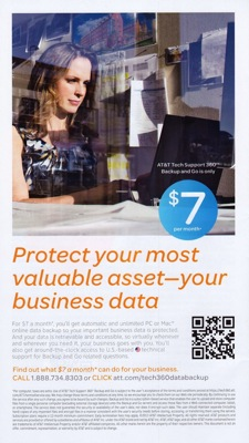 Att Small business guide ad