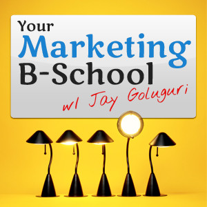 Your Marketing B-School Artwork